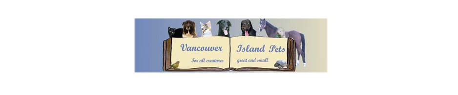 Vancouver Island Pet Pages